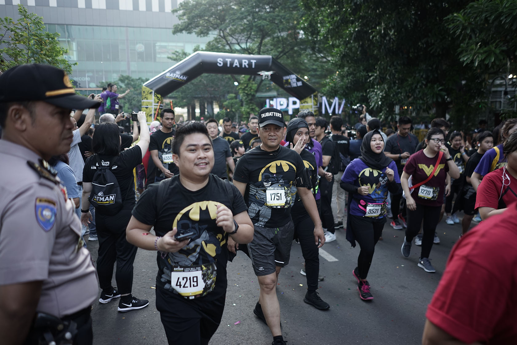 Batman Run