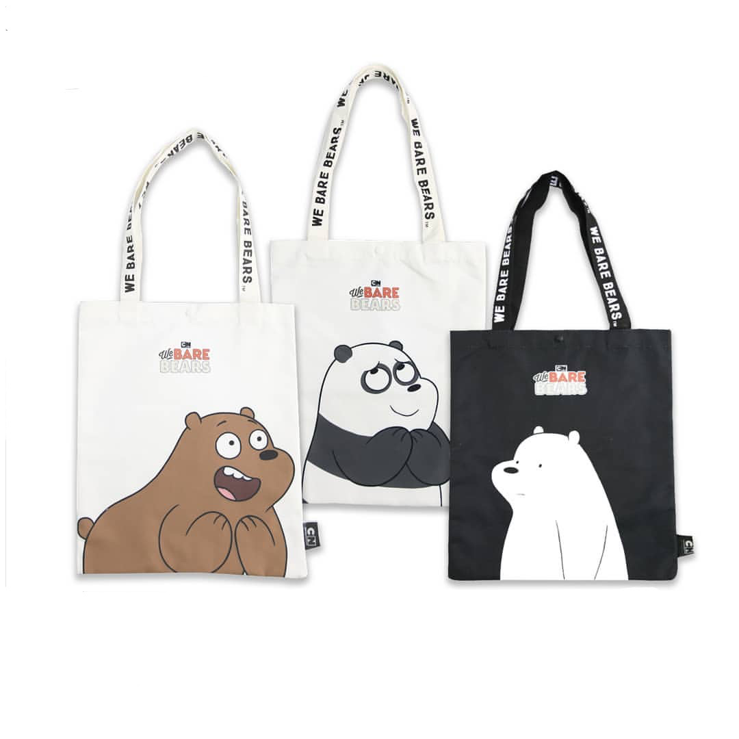 We Bare Bear X Pluit Village