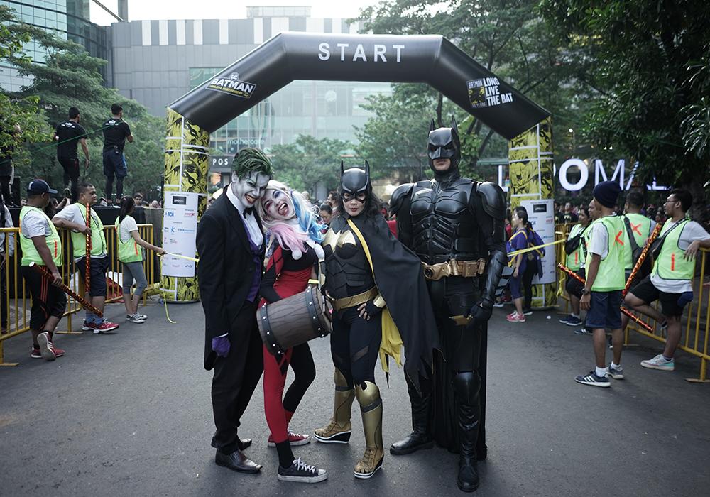 Batman Run