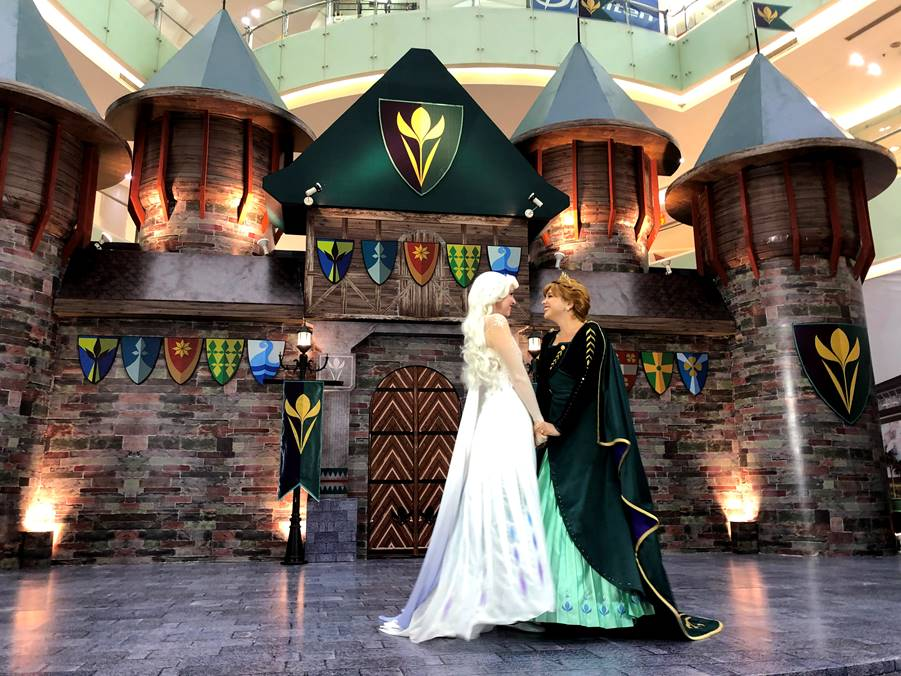 Experience The World of Disney's Frozen 2