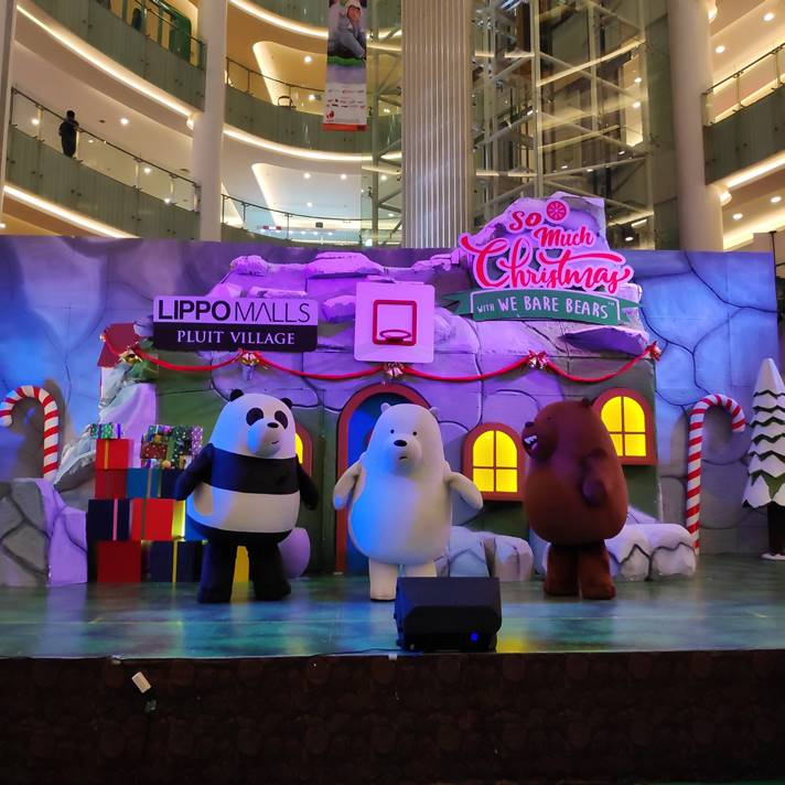 So Much Christmas with We Bare Bears