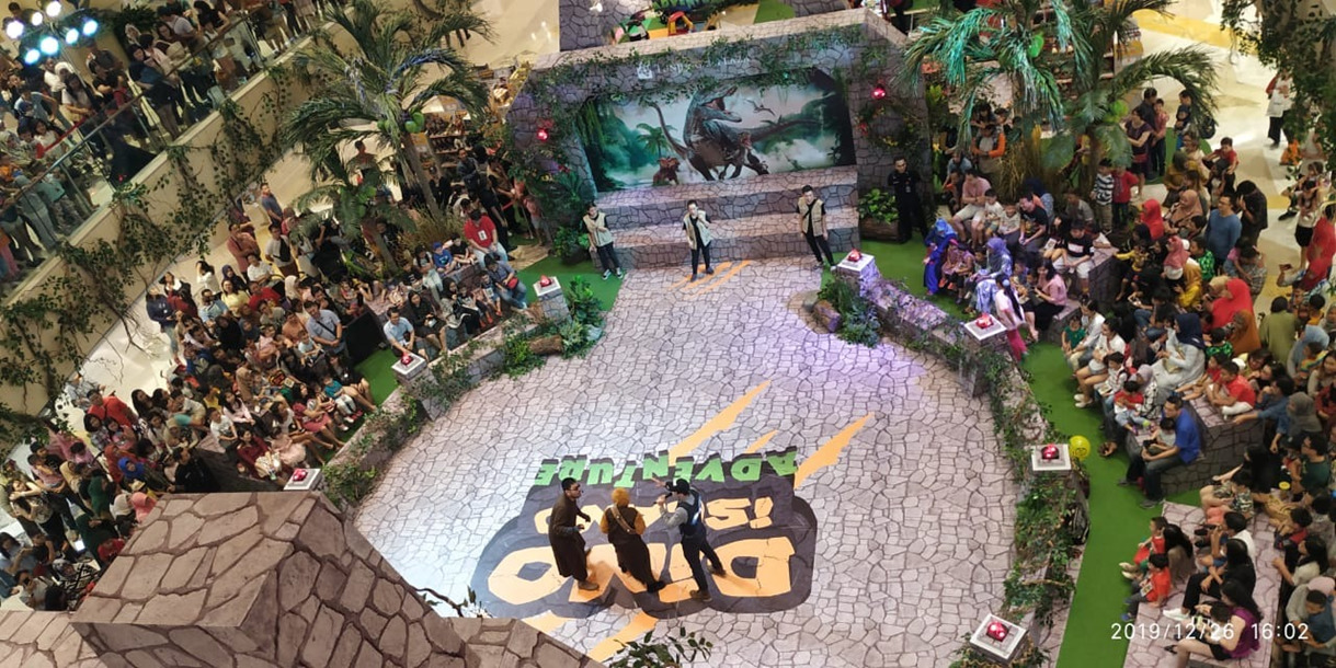 Dino Island Adventure