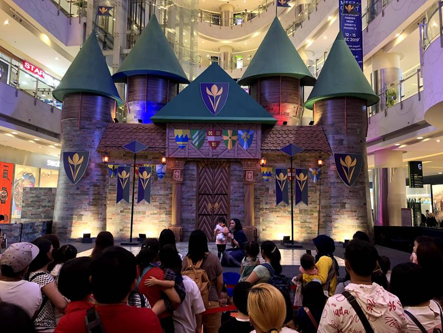 Experience The World of Disney's Frozen II
