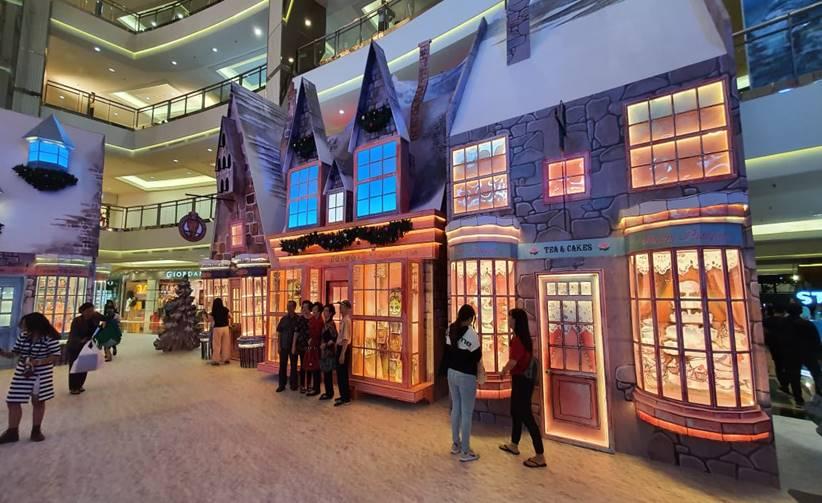 Holiday at Mall Taman Anggrek with Harry Potter